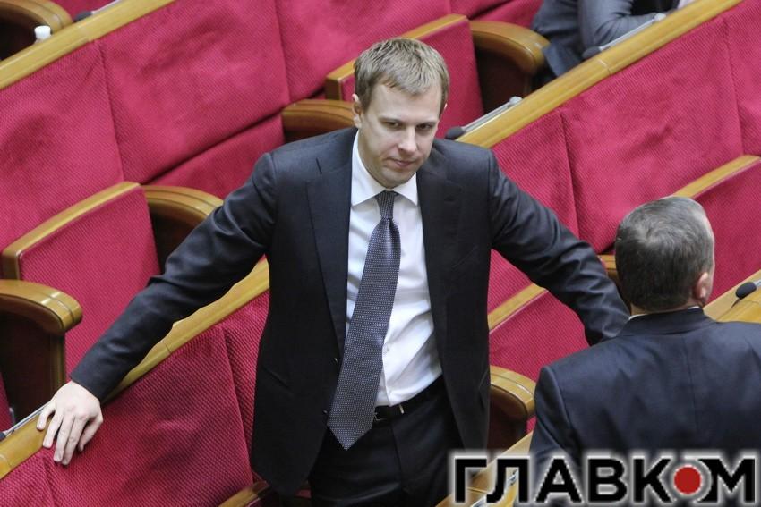 Виталий Хомутынник – еще один депутат, у которого всегда были свои интересы в МТСБУ