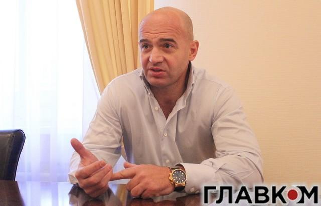 Партнер и соратник президента Игорь Кононенко
