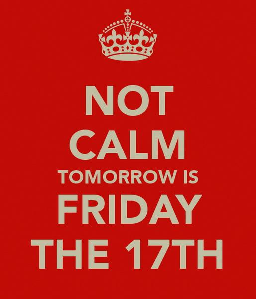 """Италия. В Италии многие боятся пятницы, 17-го, так как римская цифра XVII состоит из тех же букв, что латинское слово VIXI - """"Моя жизнь окончена""""."""