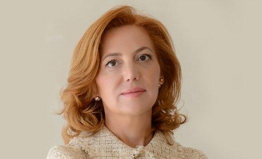 Многомиллионные выплаты из украинского бюджета теперь получит жена Галкина Ирина Мирошник (фото: delfi.lv)