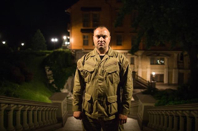 Денис Тарахкотелык (фото: reporter.vesti-ukr.com)