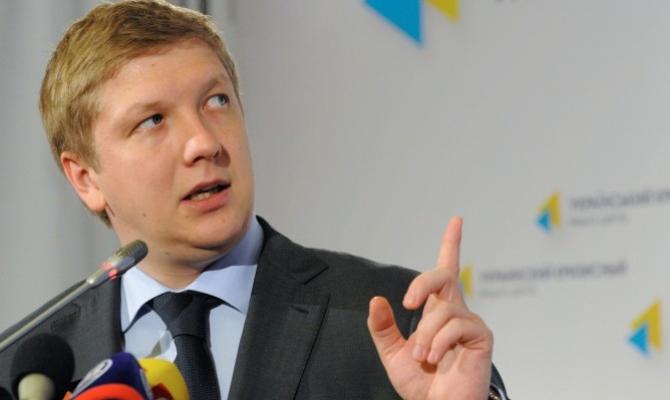 Глава «Нафтогаза» Андрей Коболев
