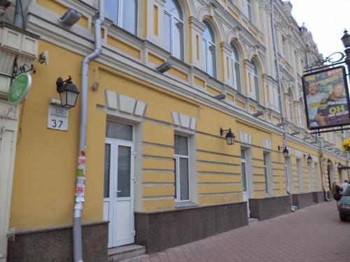 Улица Сагайдачного, 37 (фото: dosye.com.ua)