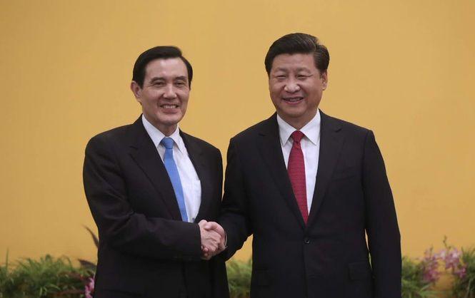 Фото: China Xinhua News via Twitter