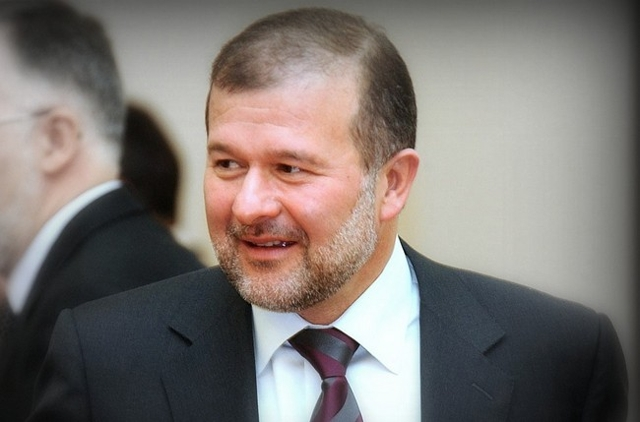 Виктор Балога, народный депутат (фото: zn.ua)