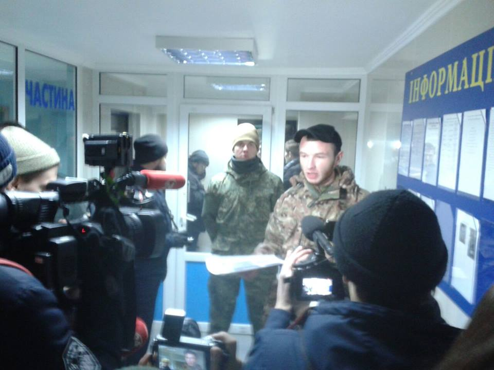 Ukraine crisis. News in brief. Wednesday 25 November [Ukrainian sources] O-00378924-n-00343126