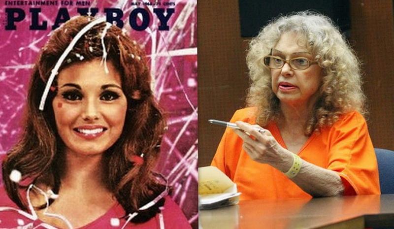 Анжела Дориан ― убила мужа. Анжела мечтала быть актрисой, но когда у нее ничего не вышло, она стала работать в Playboy. Она стала моделью года, и ее фото отправили на Луну вместе с экипажем «Аполлона-12». Но в 2011 году она была арестована за убийство мужа в ходе бытовой ссоры, ее посадили на девять лет.