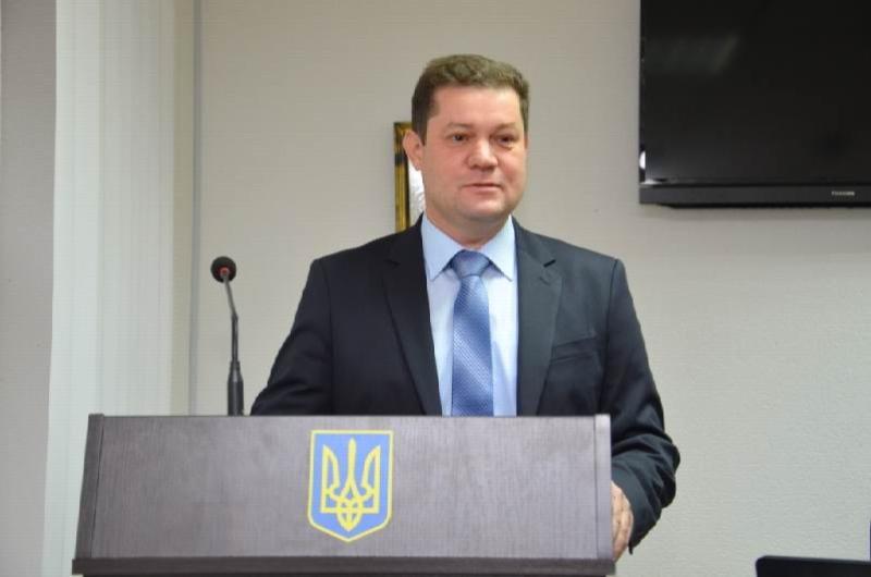 Петро Лейковський - Перший заступник Голови Державної пенітенціарної служби України