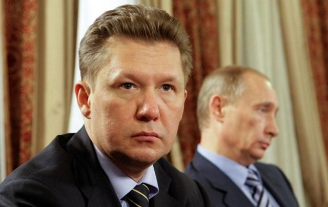 Глава «Газпрома» Алексей Миллер утверждает, что с «Нафтогазом» не было договоренностей о неприменении правила «бери-или-плати» в третьем квартале 2015 года (Фото: Виталий Белоусов, РИА Новости)