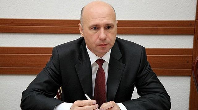 Новый глава правительства Молдовы Павел Филипп