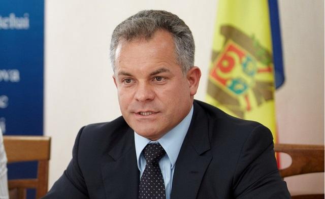Молдавский бизнесмен и политик Владимир Плахотнюк