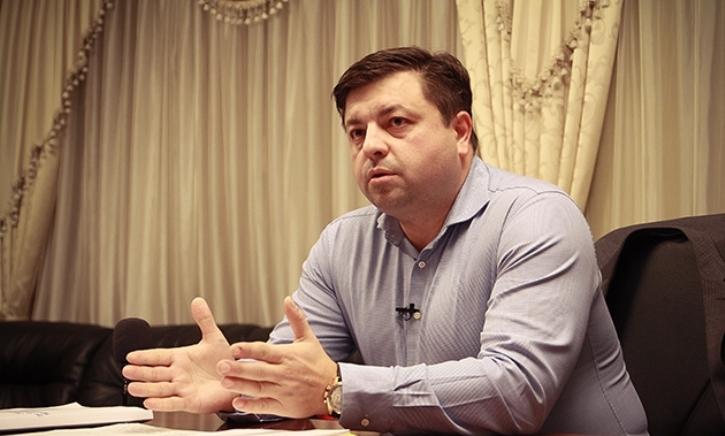 Депутат от «Сомопомочи» Иван Мирошниченко (фото: rrnews.ru)