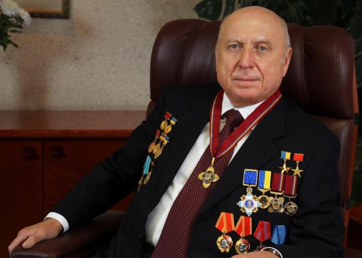 Владимир Лукьяненко - старший
