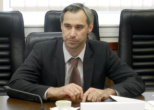 Руслан Рябошапка (фото: minjust.gov.ua)