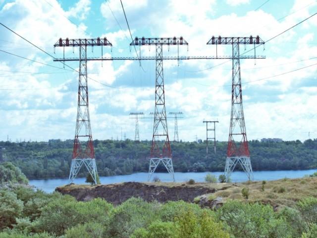 Электросеть «Запорожьеоблэнерго»