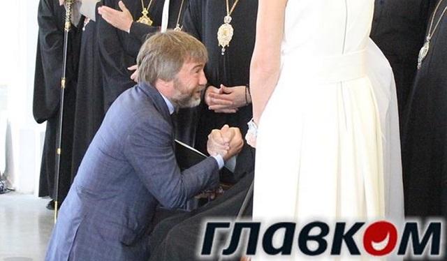Православний олігарх Вадим Новинський свого часу удостоївся «звання» «сука православна» від Петра Порошенка